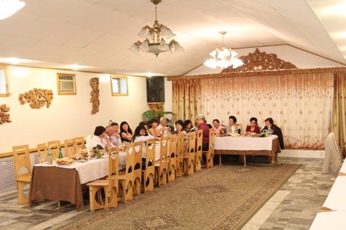 юбилей в кафе Инсайт
