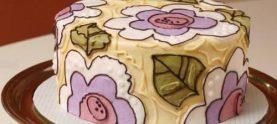 Торт медово-сметанный
