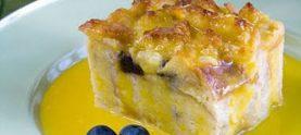 Пирог с яблоками, орехами и сухофруктами