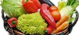 Овощи в горчичном соусе