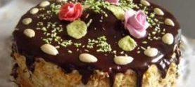 Торт «Веселый Вилли»