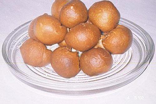 Пончики с ливером рецепт с фото