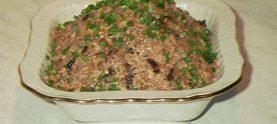 Курица с черносливом и грецкими орехами
