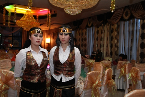 кафе в Бишкеке
