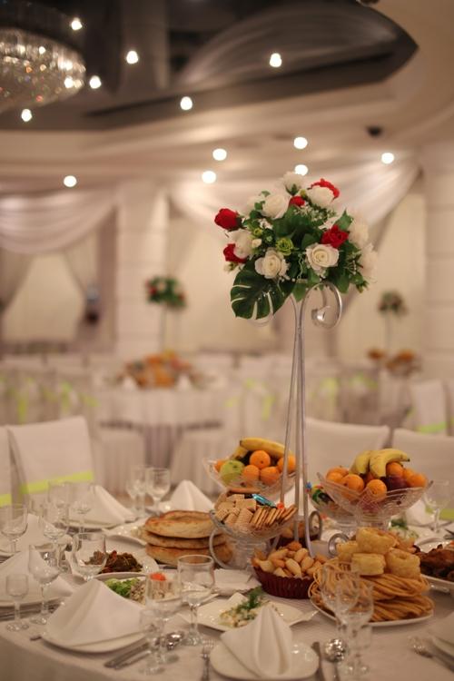 Серебряный зал в Бишкеке