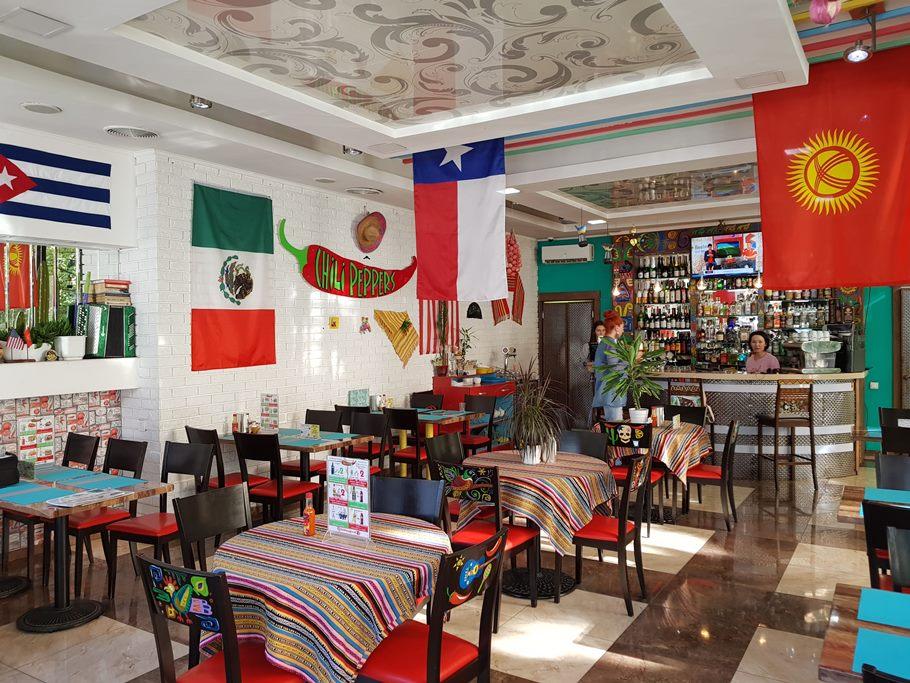 национальные блюда Южной Америки, Мексики и Италии