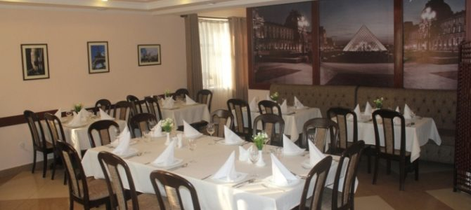 Ресторан «Eiffel»