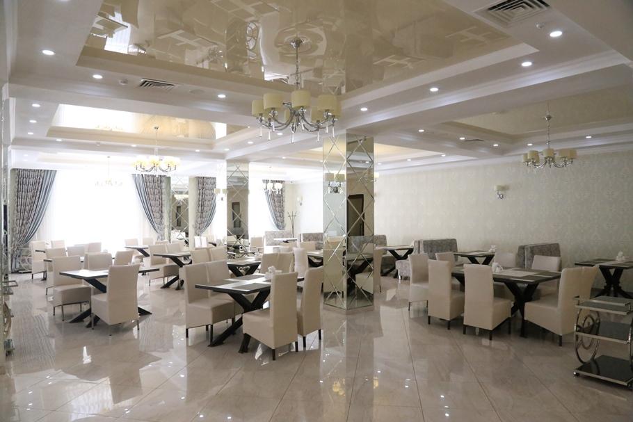 Банкетный зал в Бишкеке