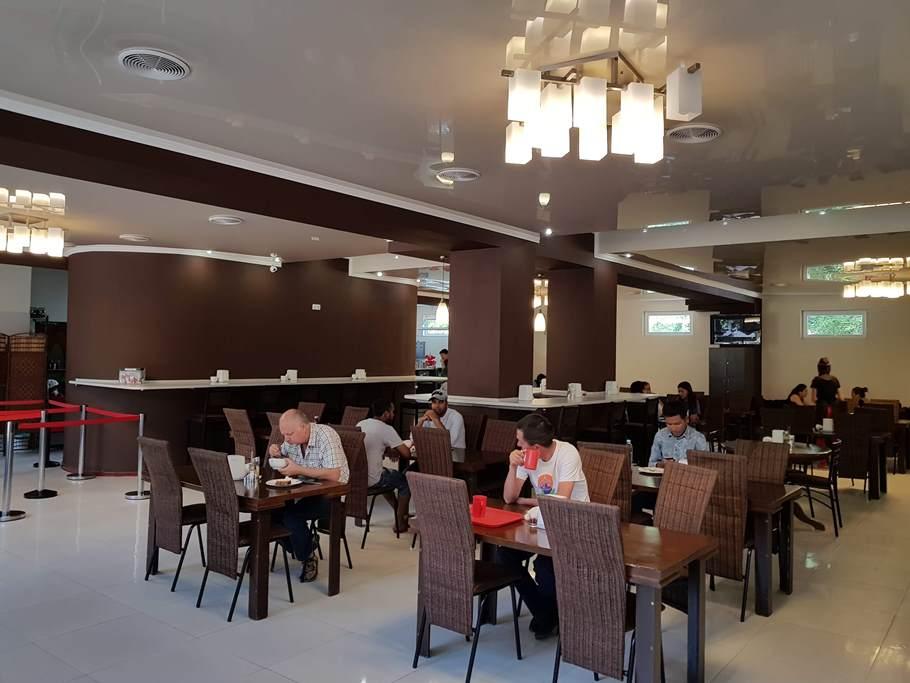Евростоловая в Бишкеке