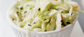 Огуречно-капустный салат